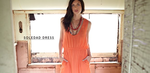 Soledad Dress
