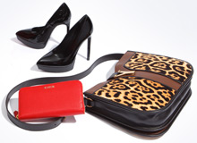 Red, Black, & Leopard All Over