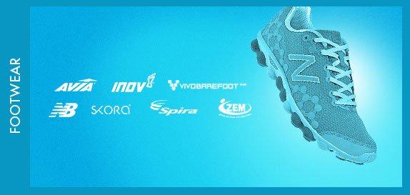 Running Footwear
