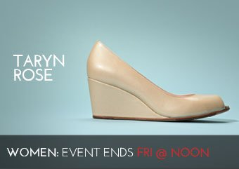 TARYN ROSE - WOMEN'S SHOES