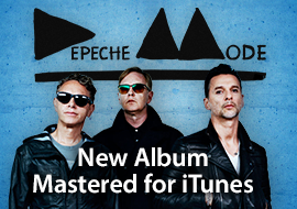 Depeche Mode - New Album Mastered for iTunes