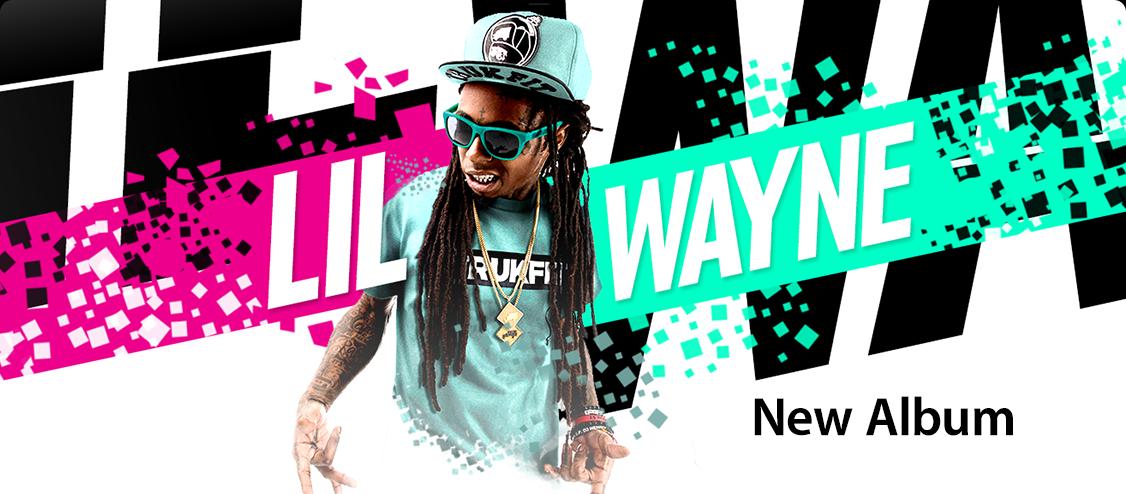 Lil Wayne - New Album