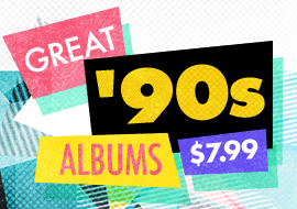 Great '90s Albums: $7.99