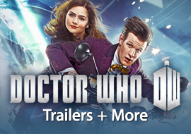 Doctor Who - Trailers + More