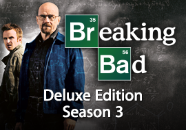 Breaking Bad, Deluxe Edition: Season 3