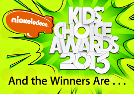 Kids' Choice Awards 2012 - And the Winners Are . . .