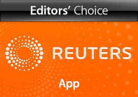 Editors' Choice: Reuters - App