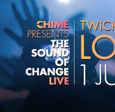 CHIME PRESENTS THE SOUND OF CHANGE LIVE