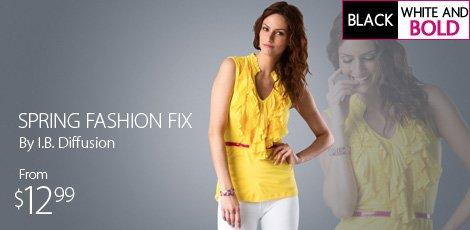Spring Fashion Fix