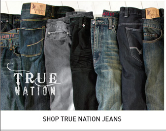 Shop All True Nation Jeans