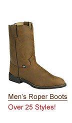 Shop Men's Roper Boots
