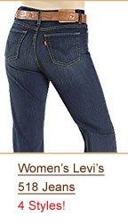 Shop Women's Levi's 518 Jeans