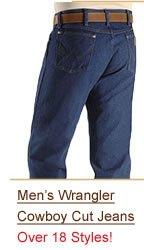 Shop Wrangler Cowboy Cut Jeans