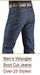 Shop Wrangler Boot Cut Jeans