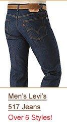 Shop Men's Levi's 517 Jeans
