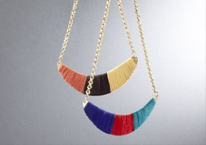 Up to 70% Off: Necklaces & Rings