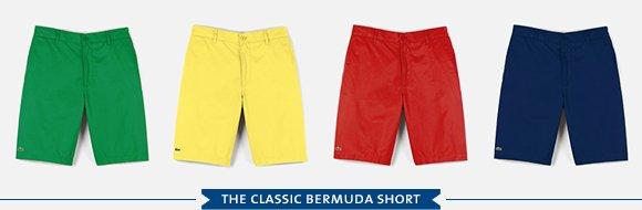 THE CLASSIC BERMUDA SHORT