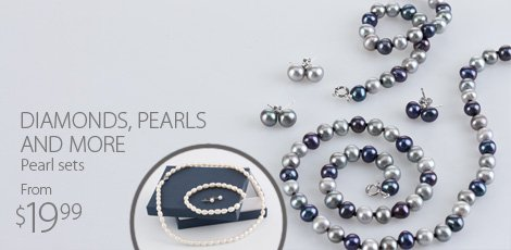 Diamonds, Gemstones and Pearls