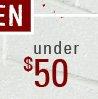 Shop Women's Sale Under $50