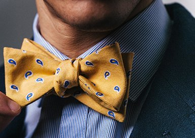 Shop Tied with a Bow: New Neckwear