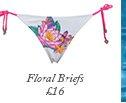 Floral Briefs