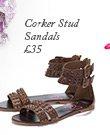 Corker Stud Sandals
