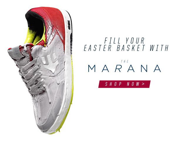 Fill Your Easter Basket With the etnies Marana