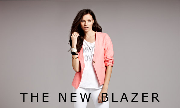 THE NEW BLAZER