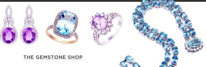 The Gemstone Shop