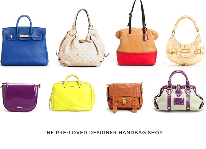 The Pre-Loved Designer Handbag Shop