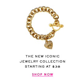 The New Iconic Jewelry Collection. Starting at $38. SHOP NOW.
