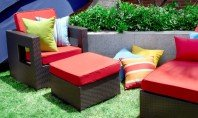 Sunbrella Cushions & Pillows- Visit Event
