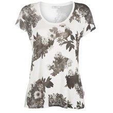 Hazy Botanical Print T-Shirt