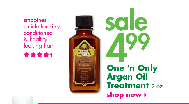 One 'n Only Argan Oil Treatment 2 oz.
