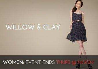WILLOW CLAY - WOMEN