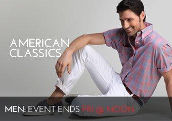 AMERICAN CLASSICS - MEN