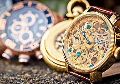 Shop Wrist Picks: Luxury Watches