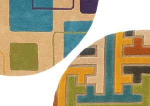 Shop by Shape: Round Rugs