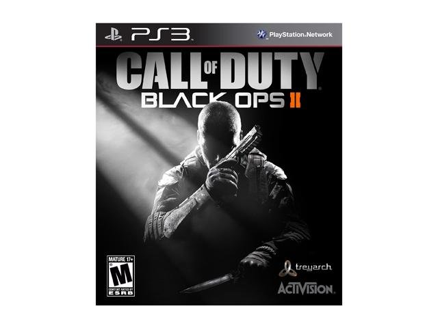 Call of Duty: Black Ops 2 Playstation3 Game Activision