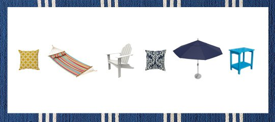 Let's Lounge Alfresco:The Outdoor Living Room