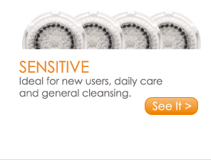 Sensitive Ideal for new users, daily care and general cleansing. See It >