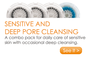 Sensitive and Deep Pore Cleansing A combo pack for daily care of sensitive skin with occasional deep cleansing. See It >