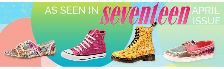 Shop the Styles Seen in Seventeen Magazine