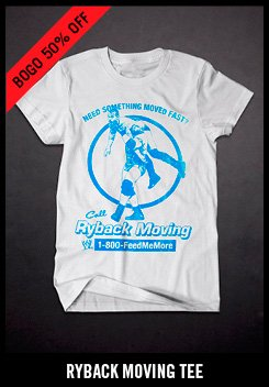 RYBACK MOVING TEE