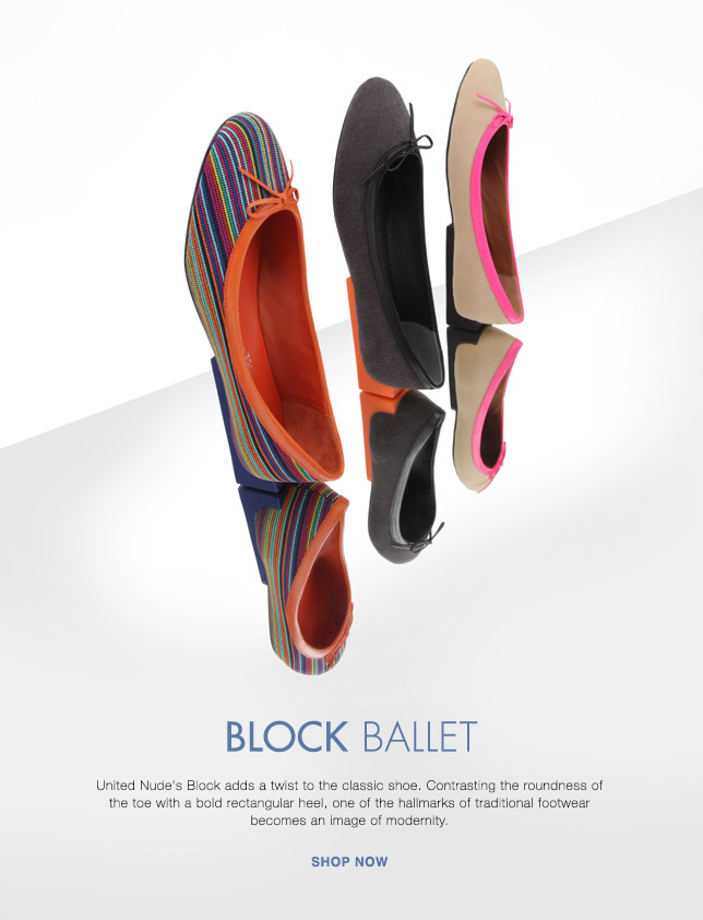 Block Ballet | Shop Now