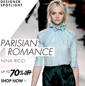 PARSIAN ROMANCE UP TO 70% OFF