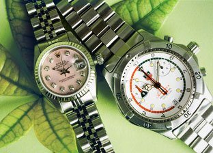 Luxury Made in Switzerland Watches: Rolex, Hamilton, Tag Heuer & more