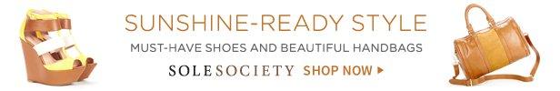 Sunshine-Ready Style | Shop Sole Society