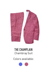Chambray-Suit