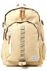 The Parkgate Backpack in Khaki